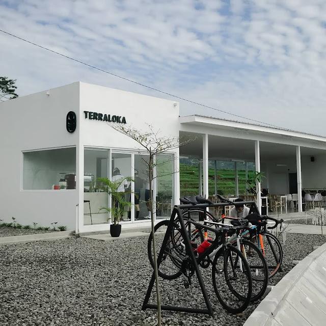 Lokasi dan Harga Menu Terraloka Cafe Kulon Progo Jogja