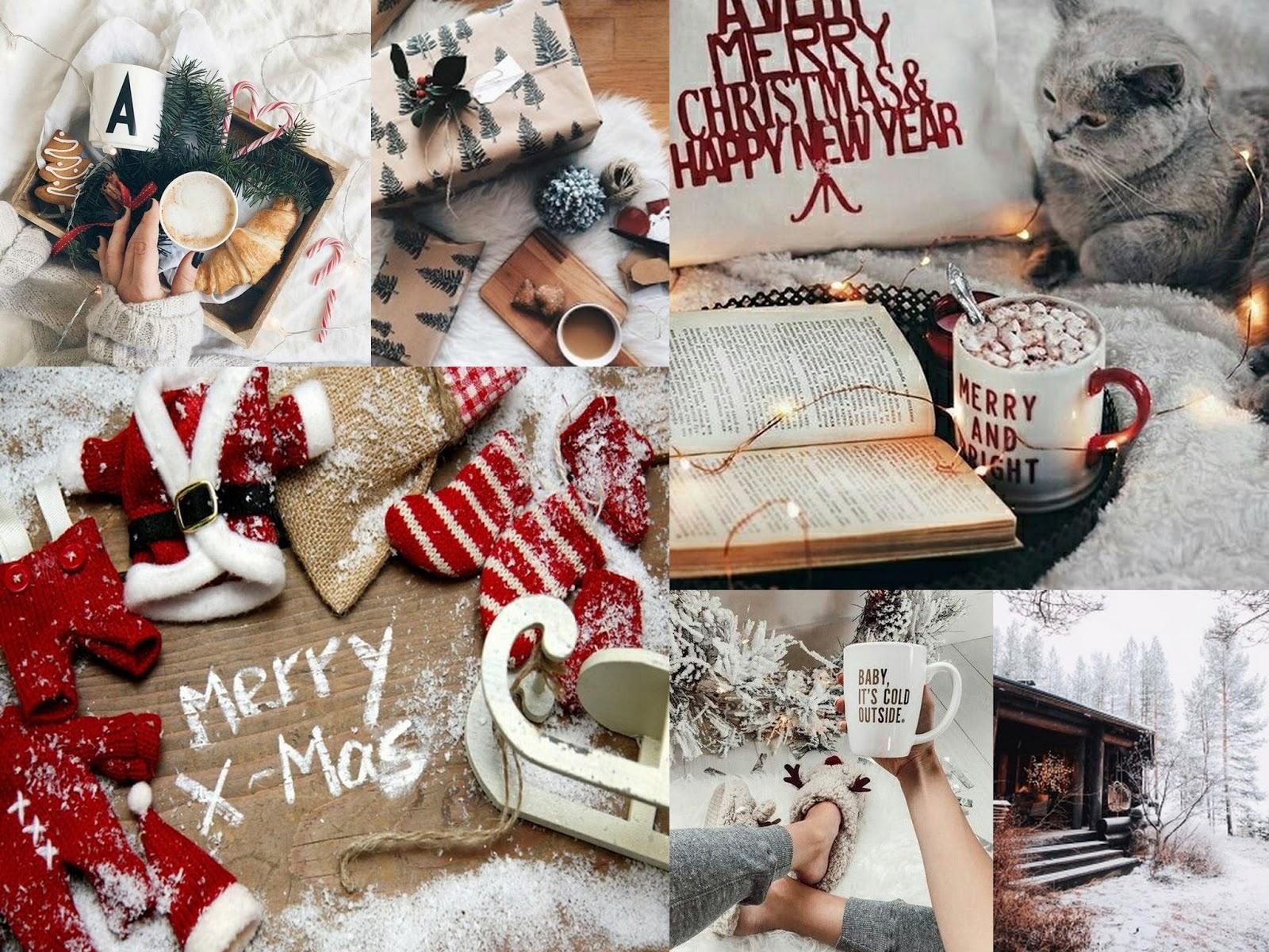 Zimowe inspiracje / Winter inspiration.