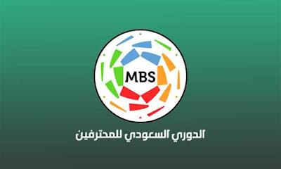 مباراة الفتح والقادسية ماتش اليوم مباشر  19-1-2021 والقنوات الناقلة في الدوري السعودي