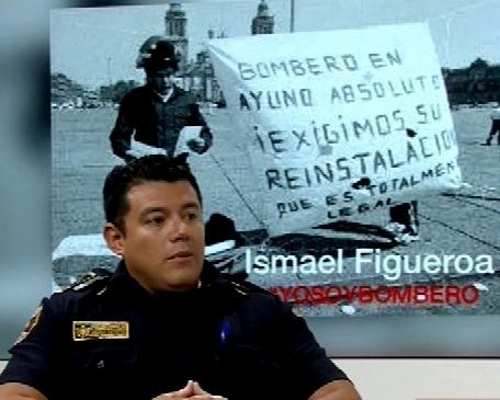 Ataque a líder de bomberos porque no cumplió