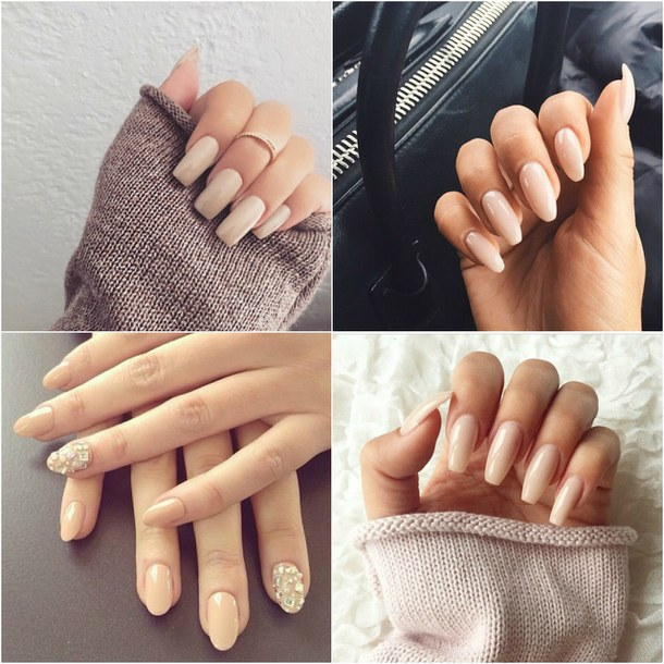Simple Tips To Select Nail Shape
