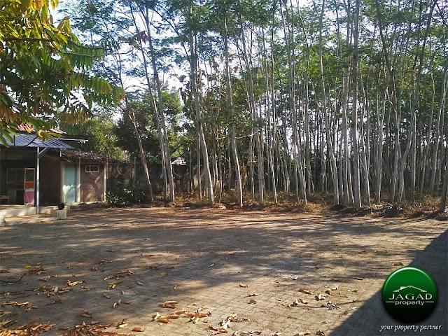 Tanah Luas jalan Kaliurang Km 13
