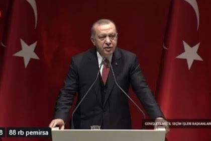 Erdogan: Turki tak Butuh IMF