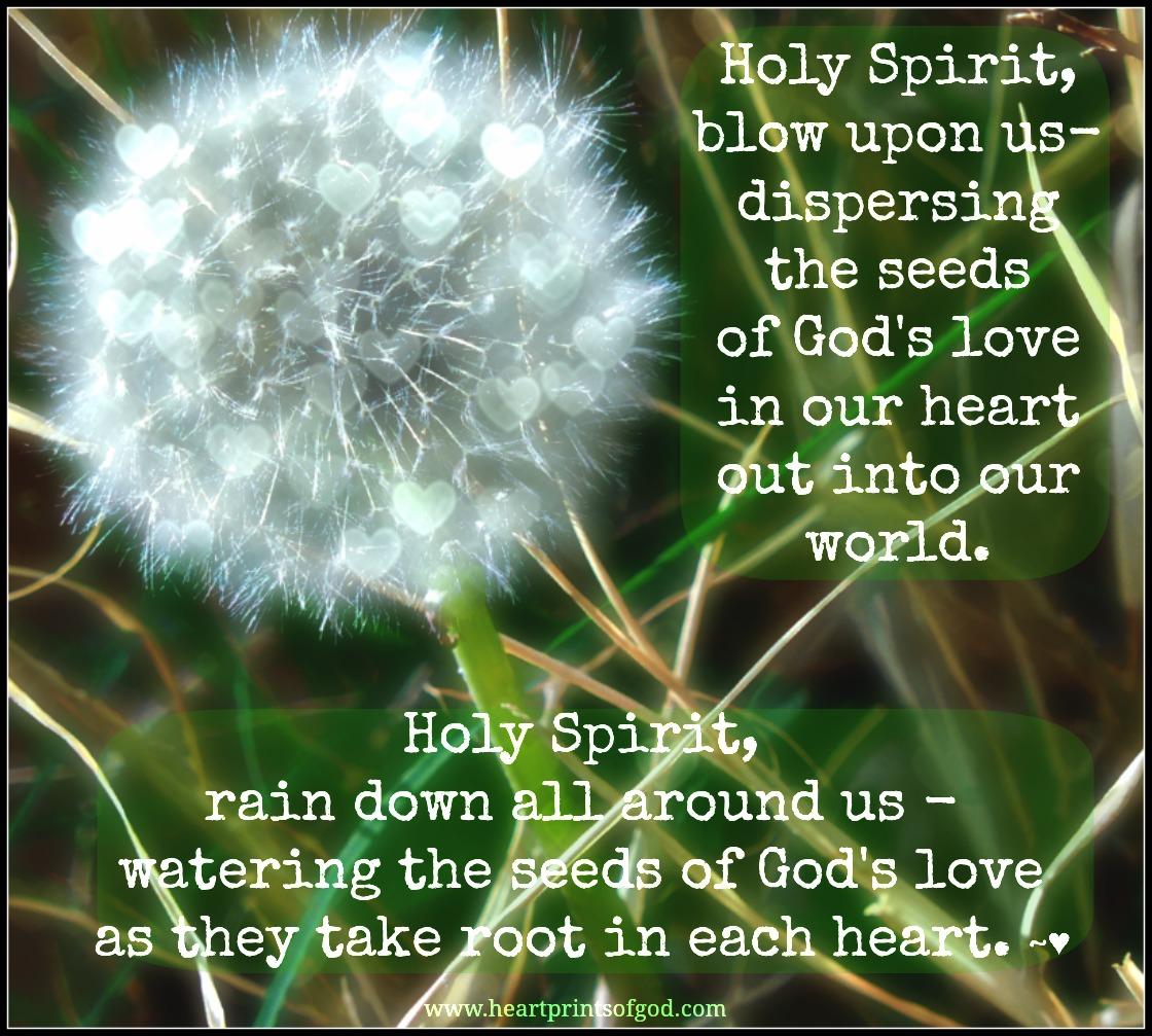Heartprints Of God: Seeds Of God's Love~