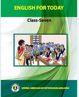 সপ্তম শ্রেণির ইংরেজি বই pdf download | English For Today Calss Seven | ৭ম শ্রেণির ইংরেজি বই পিডিএফ