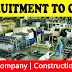 Celik Company - Large Recruitment to Oman