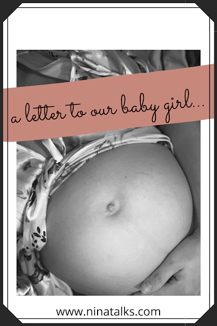 letters to my unborn baby