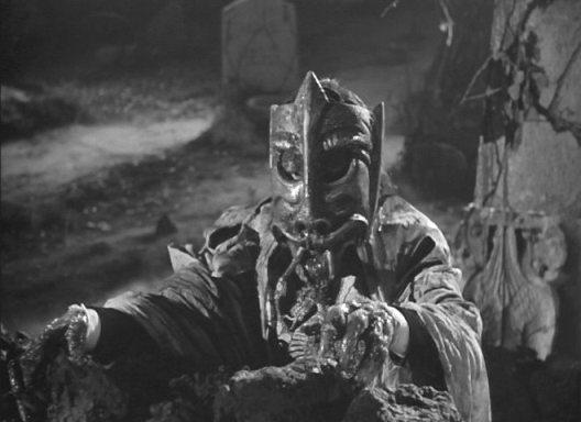 La máscara del demonio 1960