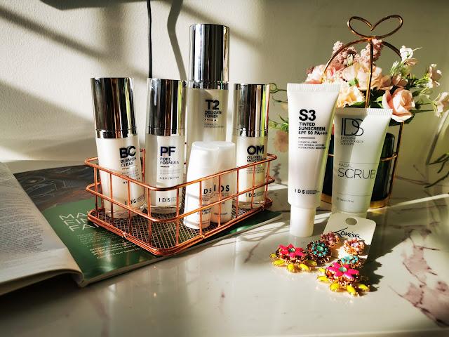 IDS Skincare Review SIngapore