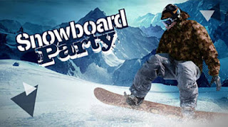 Snowboard Party mod apk data