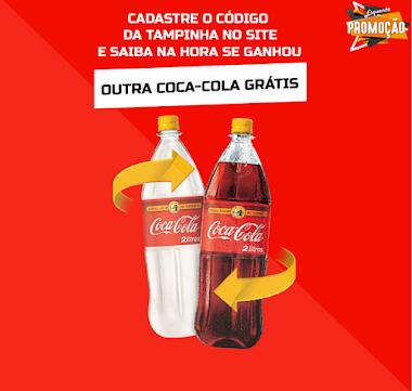 Promoção - Coca-cola Retornável viva mais sustentável