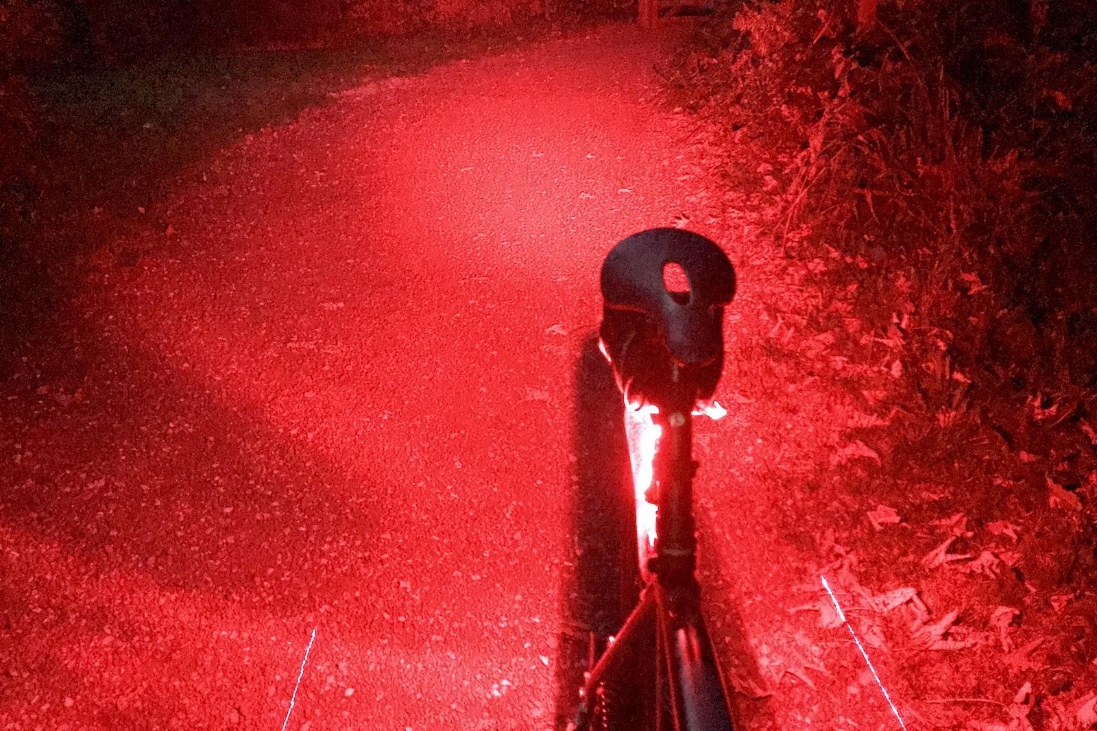 NiteRider Sentinel 250 Rear Bike Light
