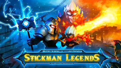 Stickman Legends: Shadow Wars Mod (Money/Gold/VIP) Apk Download