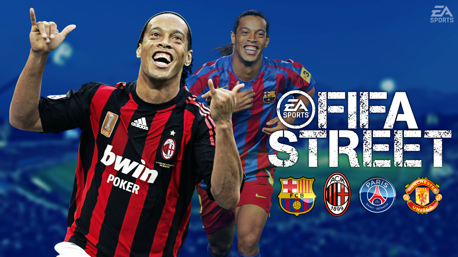 FIFA Street 4 PPSSPP Android Offline 70MB Best Graphics