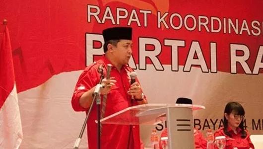 Partai Rakyat Akan Deklarasikan Dukungan untuk Jokowi-Amin