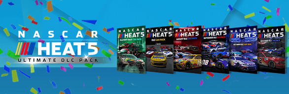NASCAR Heat 5 Ultimate Edition-CODEX