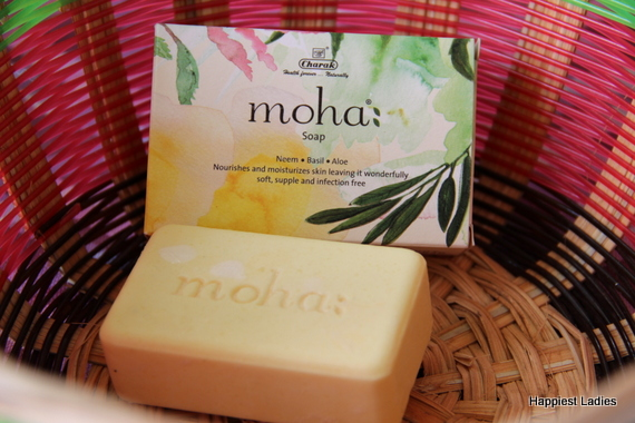 Charak Moha Soap Review price