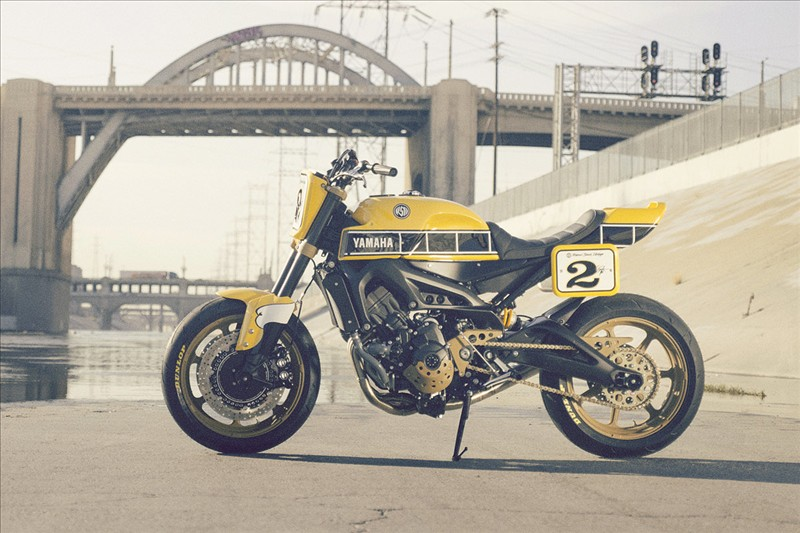 Yamaha Yard Built 900_Faster Wasp