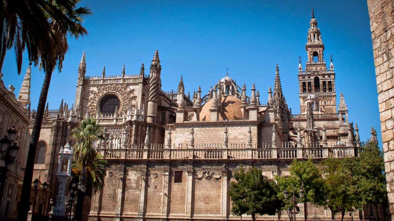 La Catedral de Sevilla, Andalucía