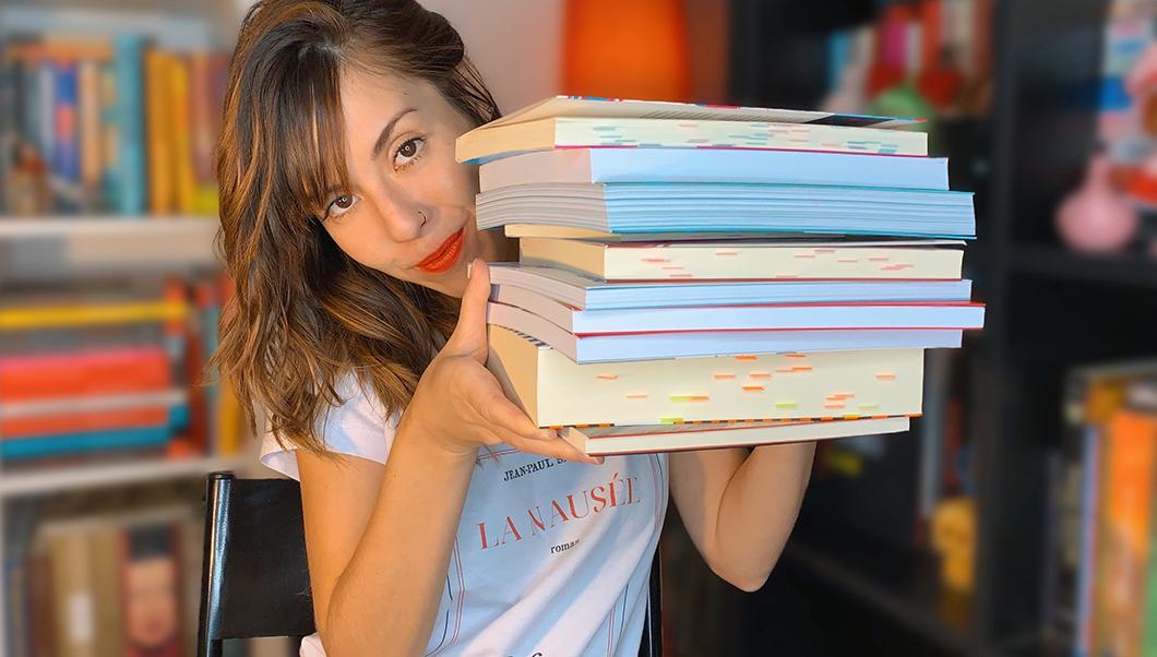 Os últimos 10 livros que eu li