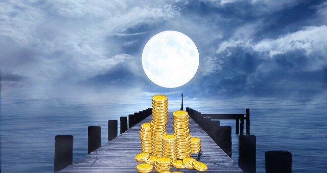 «Магнит для денег»: как провести самый сильный ритуал для привлечения денег в полнолуние