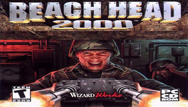 Beach Head 2000 PC Game Free Download