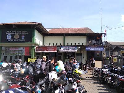 Basecamp Gunung Sindoro via Kledung