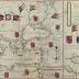 Makedonien auf Landkarte von Dourado - 1576