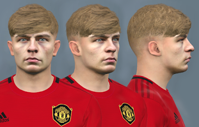 PES 2017 Faces Brandon Williams by Dewatupai
