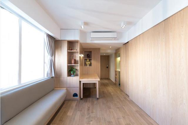Thiết kế căn hộ 51m