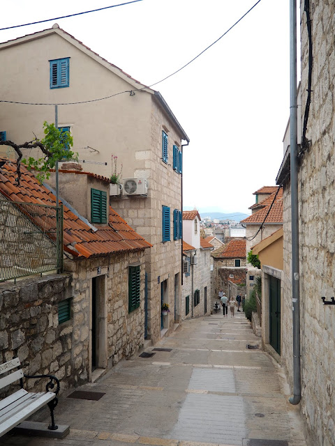 Streets of Varos, Split, Croatia