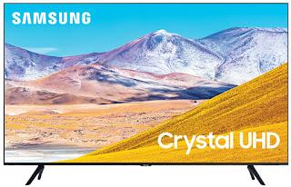 Samsung UE43TU8070 - самый продаваемый светодиодный телевизор