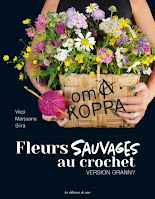 Fleurs sauvages au crochet