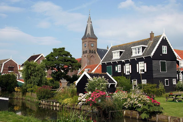 Lugares para conhecer na Holanda_Marken