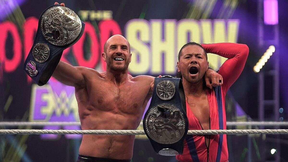 Novo combate por título é anunciado para o Clash of Champions