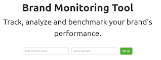 Brand Monitoring Tool