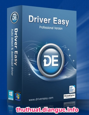 Download DriverEasy 5.5.6.18080 full key – Phần mềm cập nhật Driver tốt nhất