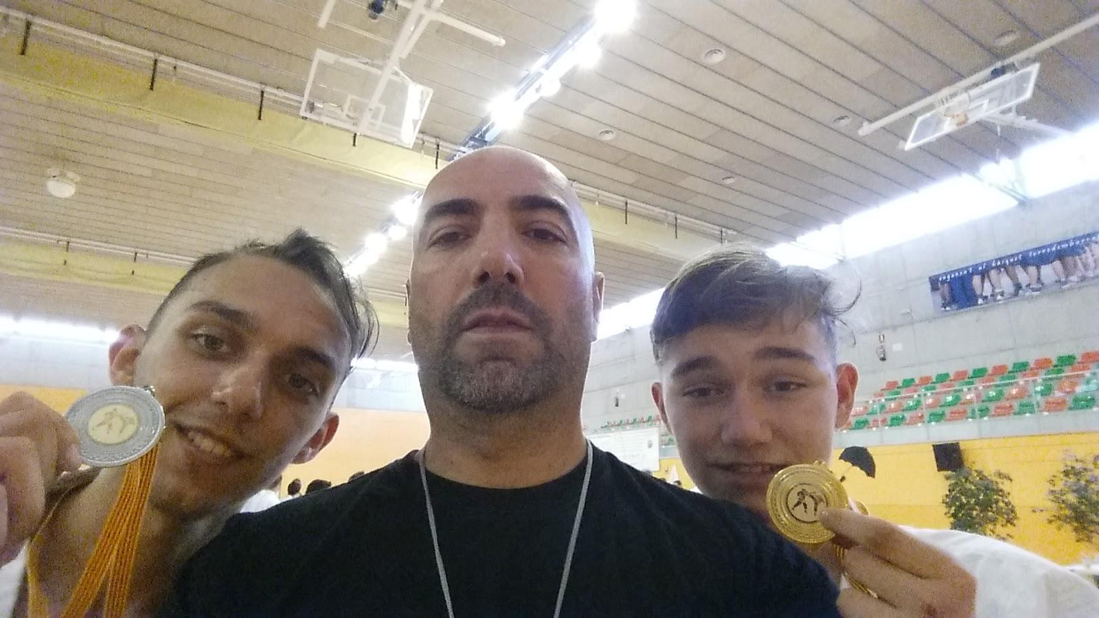 Budokan blog de artes marciales campe n y subcampe n - Artes marciales sevilla ...