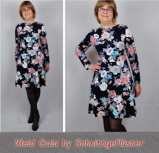 Kleid Gaiy by Schnittgeflüster