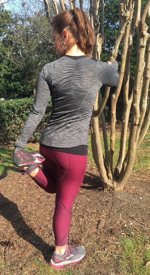 lululemon tiger-space-dye-5-mile-ls tight-stuff-tight
