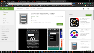 anwriter android app
