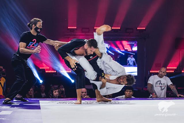 Rafael Lovato Jr. vs. Gabriel Almeida at F2W 166.