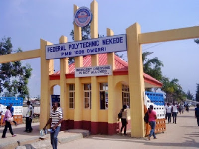 Nekede Polytechnic Female Student Exposed for Offering Lecturer Free Sex (Photos)
