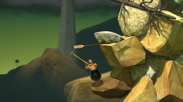 Getting Over It with Bennett Foddy Full Version PC GAME Screenshot 3