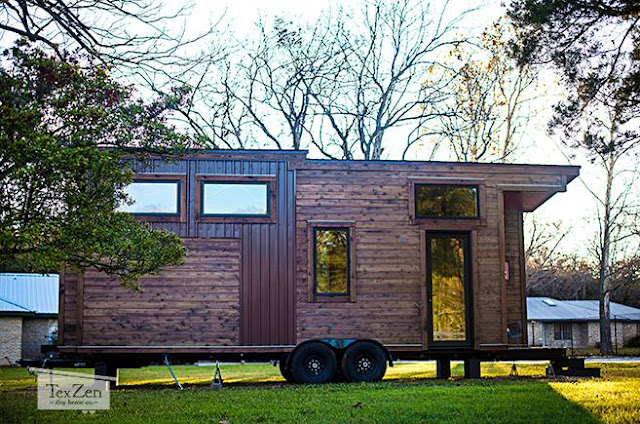 Tex Zen Tiny Home
