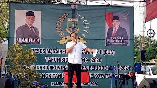 Tampung Aspirasi Masyarakat, Anggota Komisi V DPRD Provinsi  Banten Sambangi Warga Kampung Markisa