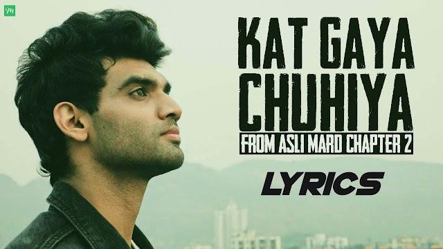 Kat Gaya Chuhiya Lyrics हिंदी - Salil Jamdar