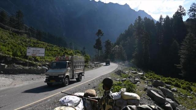 La India y China acuerdan aliviar la tensión en la frontera