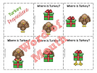 Words For Friends Turkey Giveaway