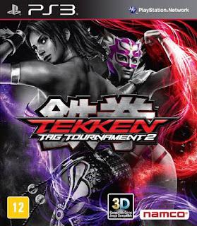 TEKKEN TAG TOURNAMENT 2 PS3 TORRENT
